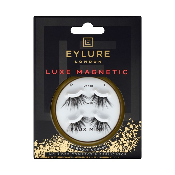 Eylure Luxe Magnetic Baroque Corner Lashes