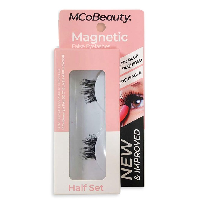 MCoBeauty Magnetic False Eyelashes Half Set