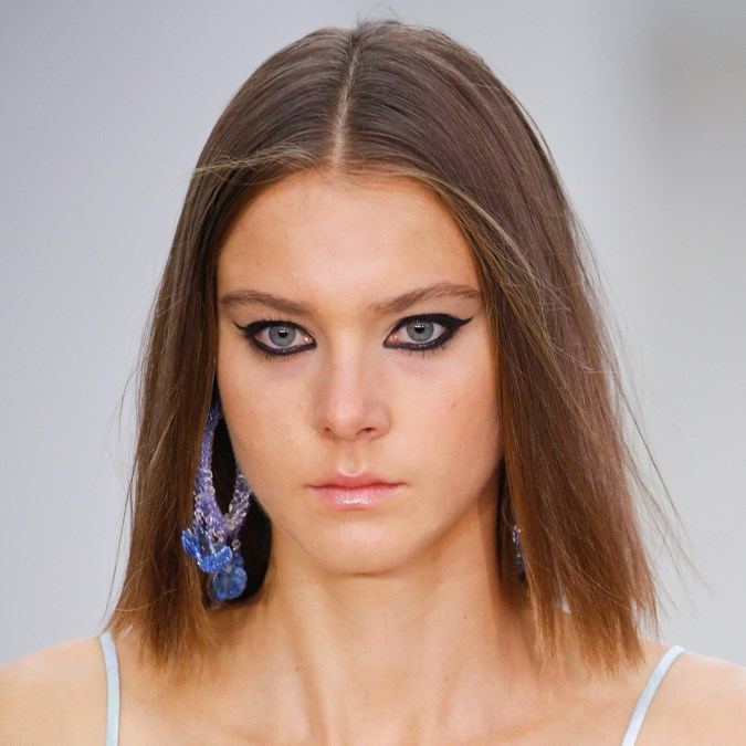 The Most Breathtaking Beauty Looks Spotted At London Fashion Week Spring 2020
