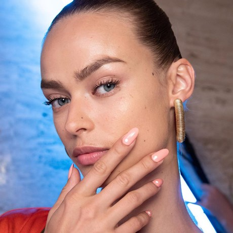 The Best Nail Looks At Fashion Week Spring 2020