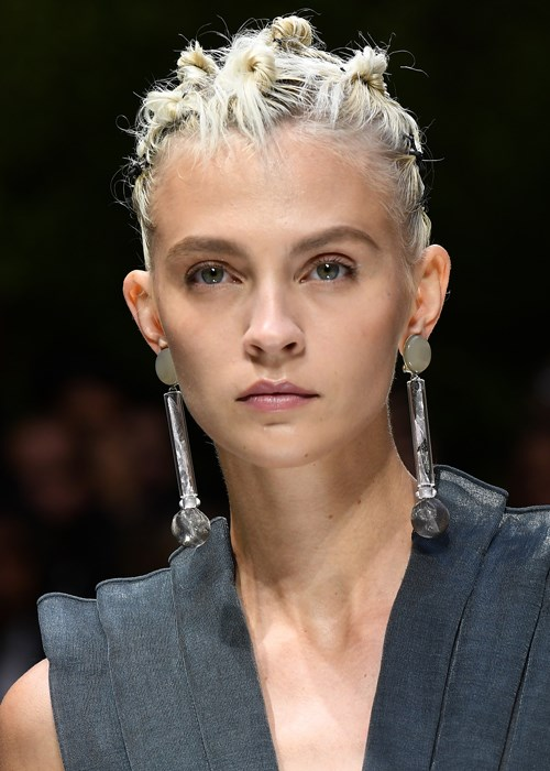 Milan Fashion Week Just Revived Three Major Throwback Hair Trends