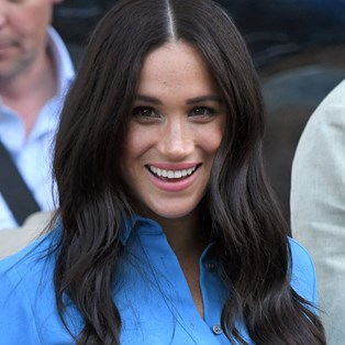 Meghan Markle's Best Beauty Looks In Africa