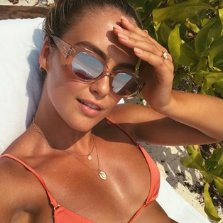 Steph Claire Smith Shared An Unedited Bikini Photo
