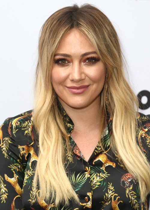 Hilary Duff Just Debuted A Stunning New Hair Hue