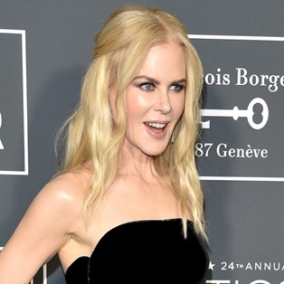 Nicole Kidman Retinol Oil Anti Ageing Benefits