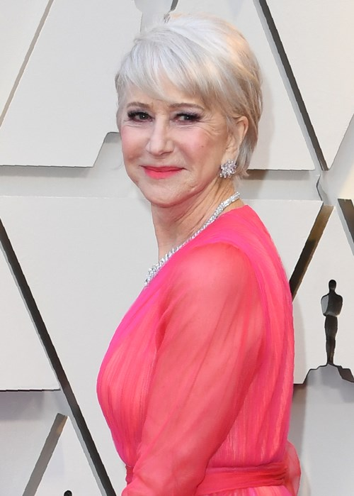 Helen Mirren Just Reminded Us Why A Good Pedicure Is A Non-Negotiable