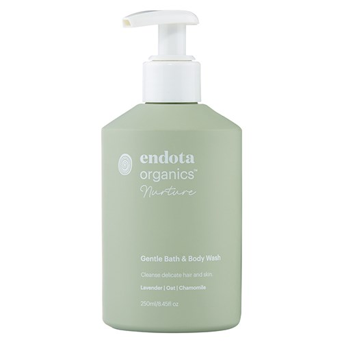 endota Organics™ Gentle Bath & Body Wash