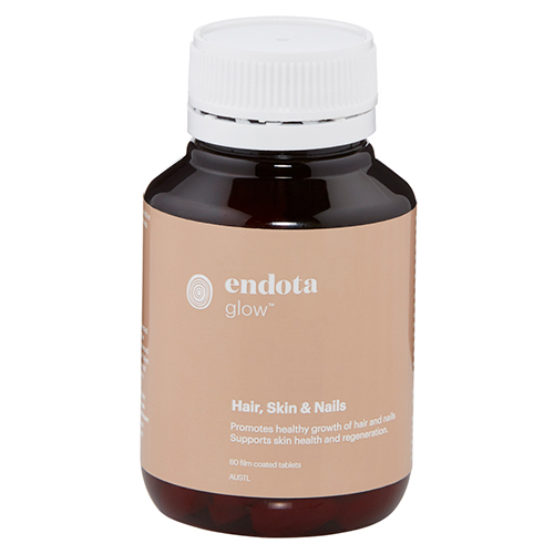 Endota Glow Hair Skin And Nails Supplements