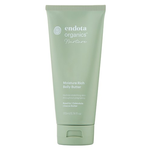 endota Organics™ Moisture Rich Belly Butter