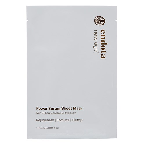 endota New Age Power Serum Sheet Mask