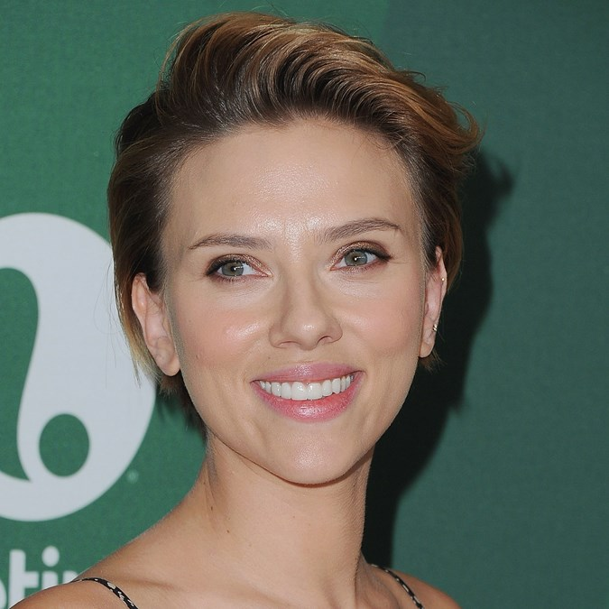 Scarlett Johansson Short Hair Bob Pixie Undercut More Beauty Crew