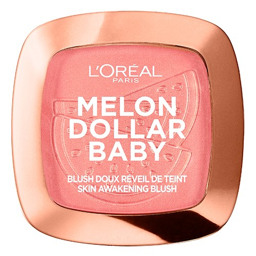 L'Oréal Paris Wake Up and Glow Melon Dollar Baby Blush