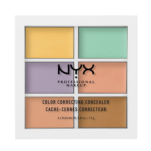 NYX Professional Makeup Colour Correcting Concealer Palette