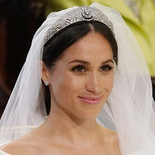 Meghan Markle's Makeup Artist Reveals The Secret Behind Her Wedding Day Glow