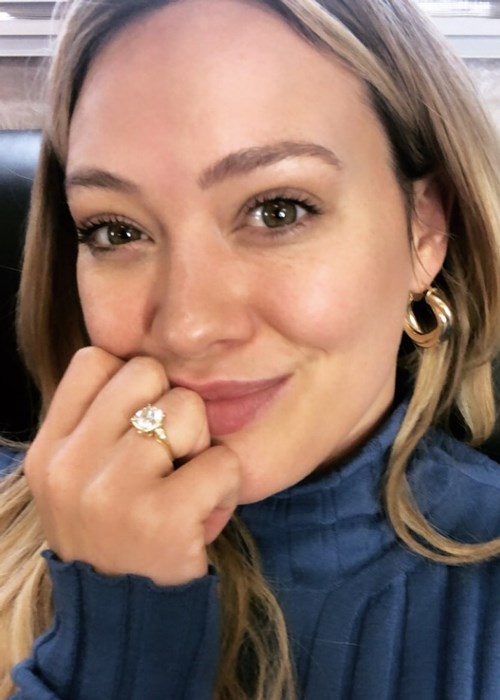 Hilary Duff Is Obsessed With This Completely Extra Facial Elixir