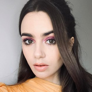 How-To-Make-Eyeshadow-Last-Longer-Lily-Collins-S