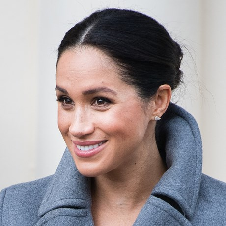 Meghan Markle Has A Brand New Hair Look