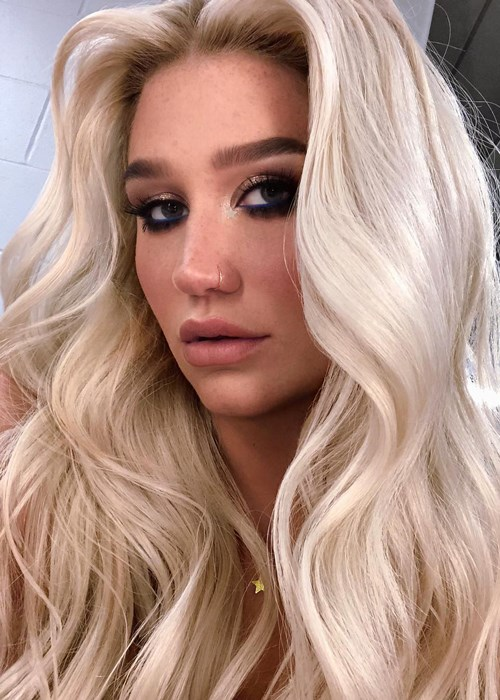 Kesha Is Back And She's Launching Her Own Makeup Range