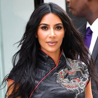 Kim Kardashian Just Got An Emergency Haircut In A Parking Lot