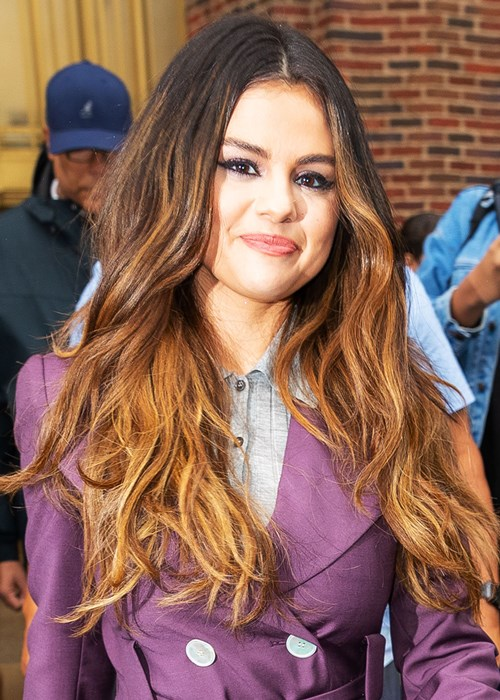 Selena Gomez's Failed DIY Hair Hack
