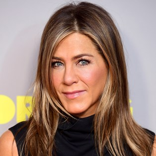 Jennifer Aniston Has Revealed Her Stunning Natural Hair Texture
