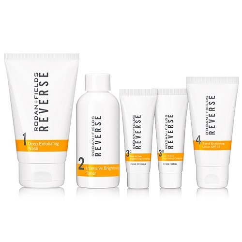 Rodan + Fields REVERSE Regimen for the Appearance of Brown Spots, Dullness and Discolouration