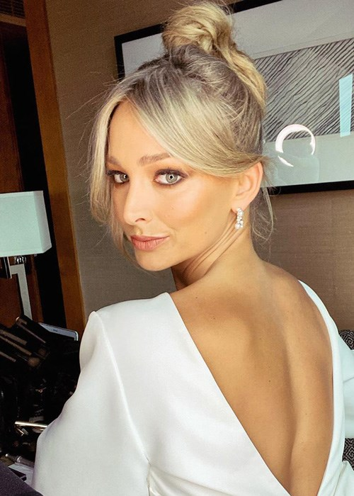Anna Heinrich's Best Advice For A Flawless Race Day Beauty Look