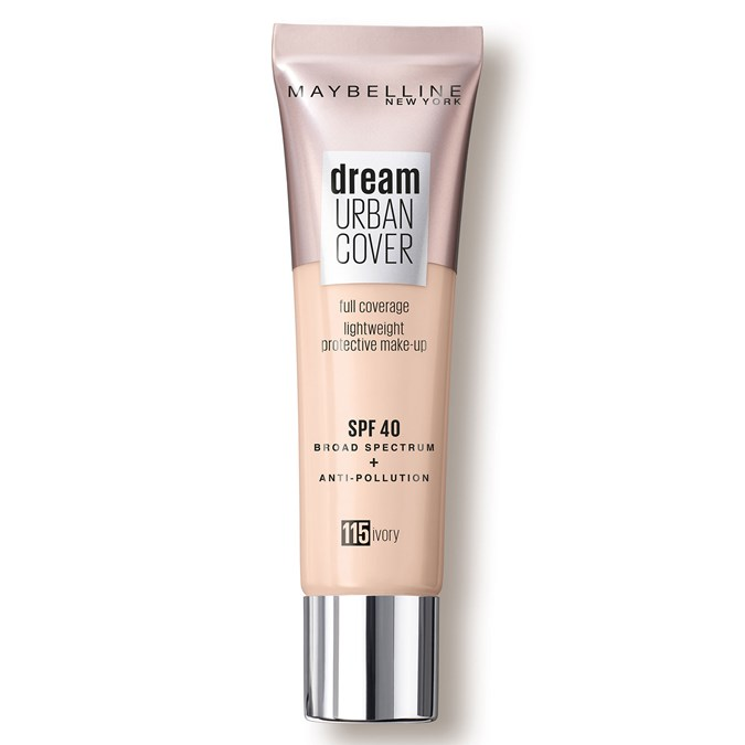 Maybelline New York Dream Urban Cover Foundation
