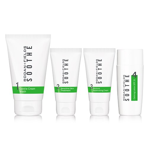 Rodan + Fields SOOTHE Regimen For Sensitive Skin