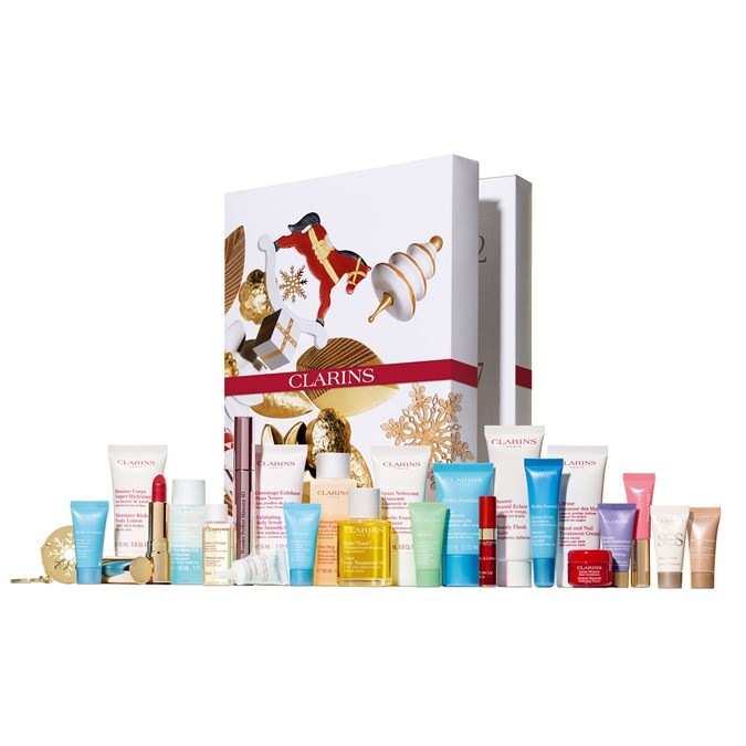 Clarins 24-Day Christmas Advent Calendar