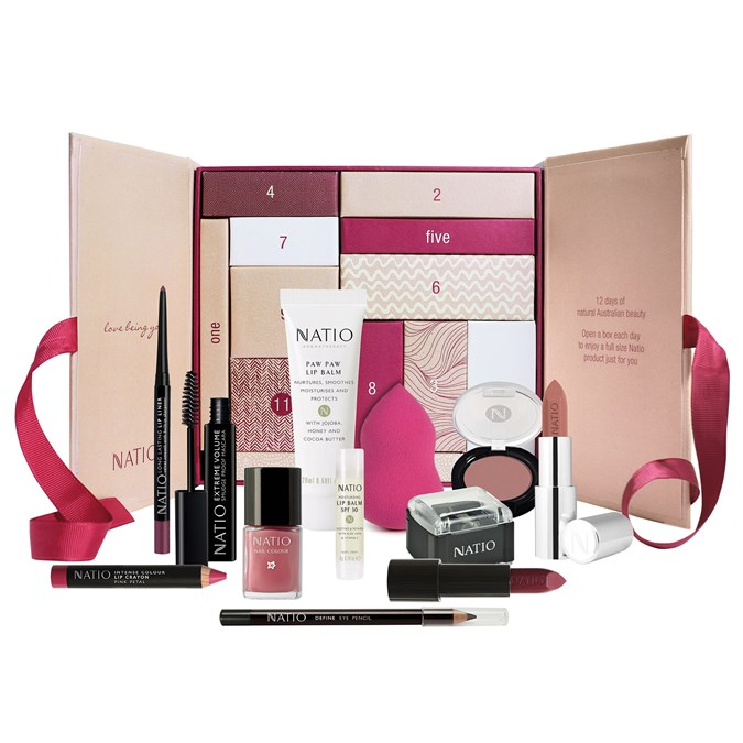 Natio '12 Days' Christmas Gift Set