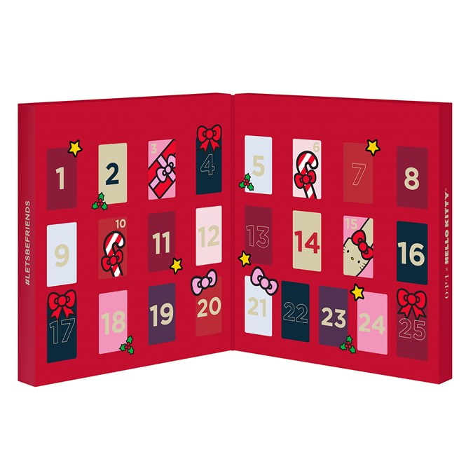 OPI Hello Kitty Advent Calendar Mini 25 Gift Set