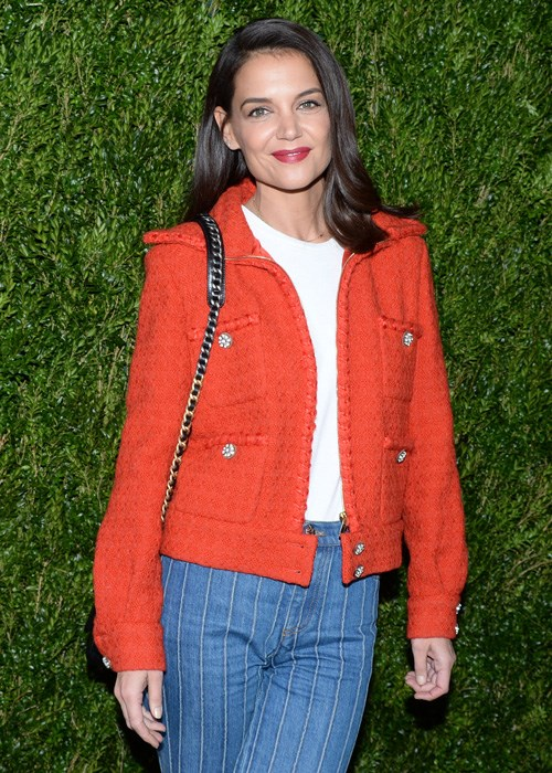 Katie Holmes Shares Unedited Photos Of Her Pregnancy Stretch Marks
