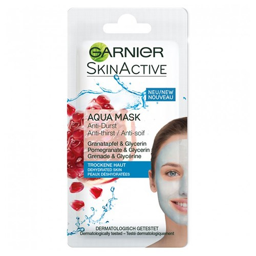 Garnier Pomegranate Aqua Mask