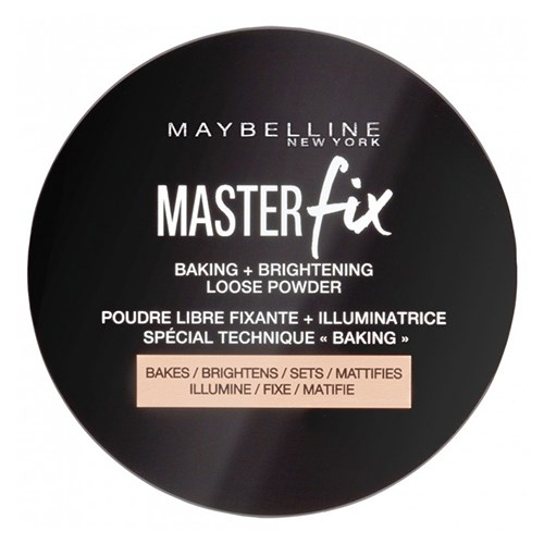 Maybelline New York Master Fix Baking + Brightening Loose Powder