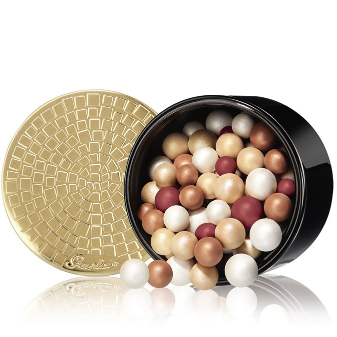 Guerlain Meteorites Pearl Powder Christmas Collectors Edition