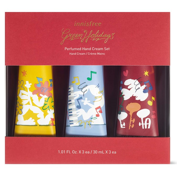 Perfumed-Hand-Cream-Set-Holiday-Limited-Edition