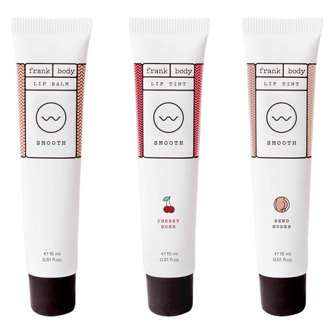 Frank Body Lip Trio Kit