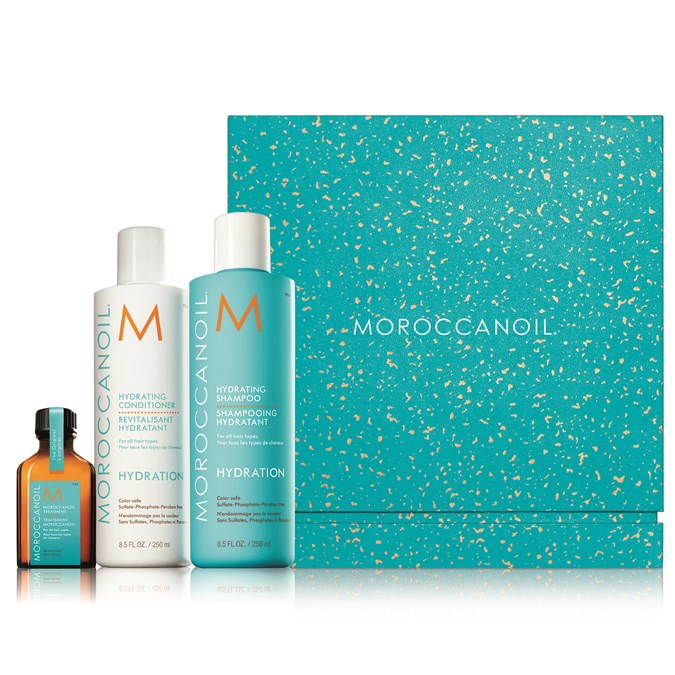 Moroccanoil Hydrate From All Angles