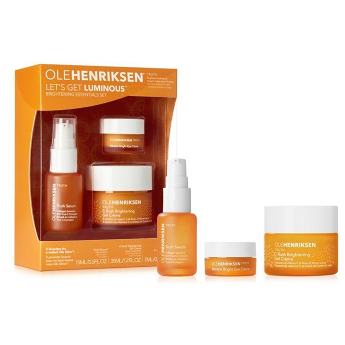 Ole Henriksen Let's Get Luminous Brightening Essentials Set