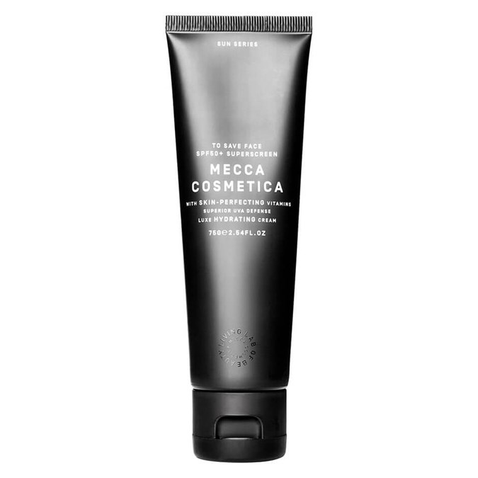 Best-Sunscreens-Mecca Cosmetics To Save Face SPF50 Superscreen