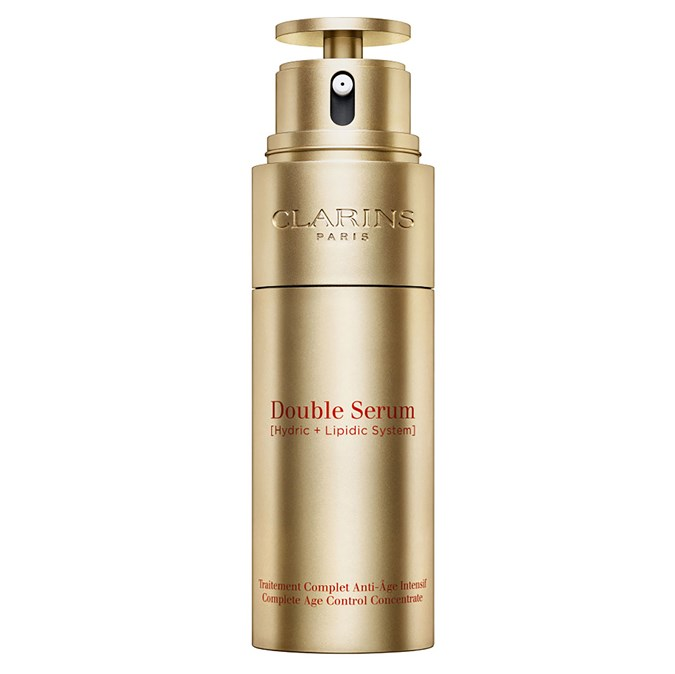 Clarins Golden Double Serum
