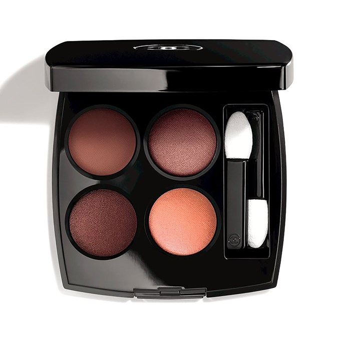 CHANEL Les 4 Ombres Multi-Effect Quadra Eyeshadow in Warm Memories