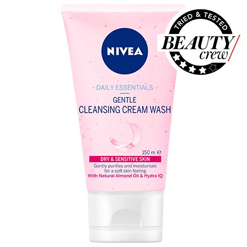 NIVEA Gentle Cleansing Wash Cream
