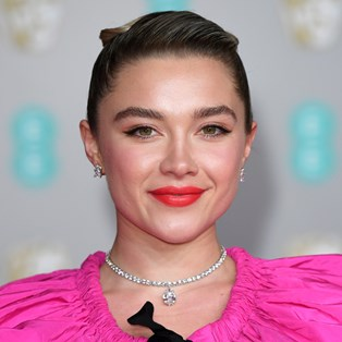 Florence Pugh Wears A Budget Mascara On The Red Carpet