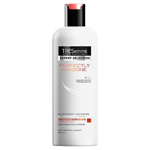 Tresemme Perfectly Undone Natural Hair
