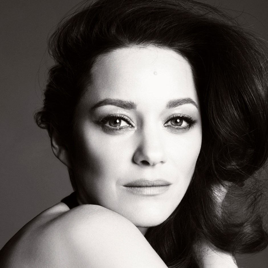 Marion Cotillard is the new face of CHANEL NO°5