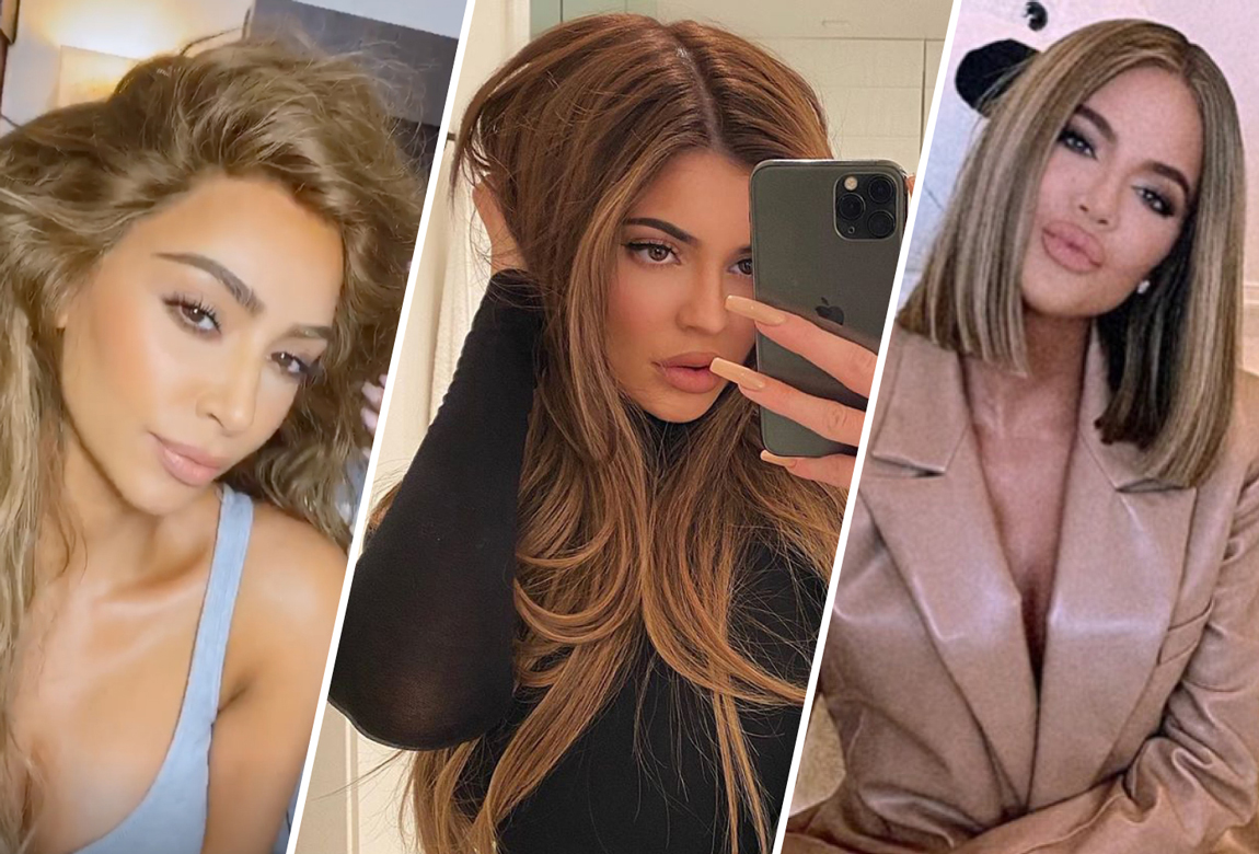 Best Celebrity Hair Transformations Of 2020 Beauty Crew