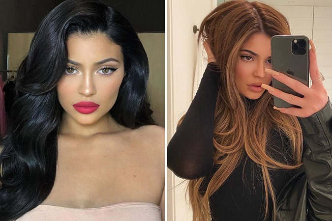 Best Celebrity Hair Transformations Of 2020
