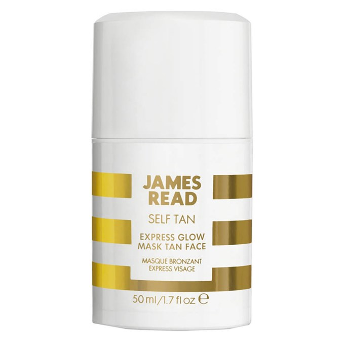 Fake-Tanning-Products-James Read Tan Express Glow Face Mask
